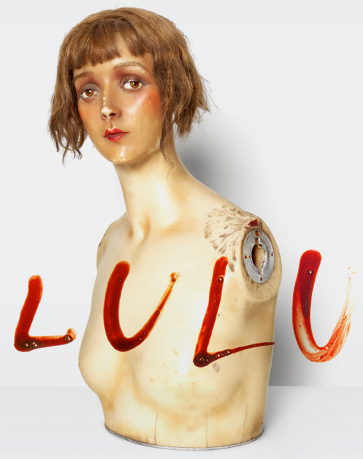 Lulu album cover art